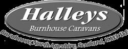 Halleys Burnhouse Caravans and Motorhomes logo