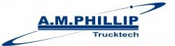 A.M. Phillip Trucktech logo