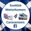 Scottish Motorhomers & Caravanners logo