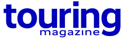 Touring Magazine logo