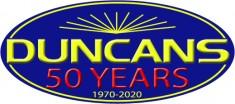 Duncan Caravans logo