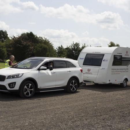 The Scottish Caravan, Motorhome & Holiday Home Show | 6-9