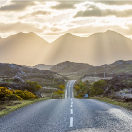 Top five Campervan routes in the UK image