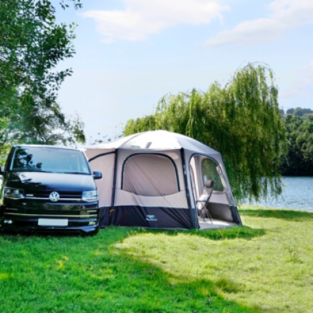 Family camping tips for beginners image