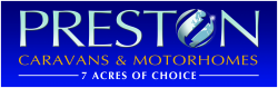 Preston Caravans & Motorhomes logo
